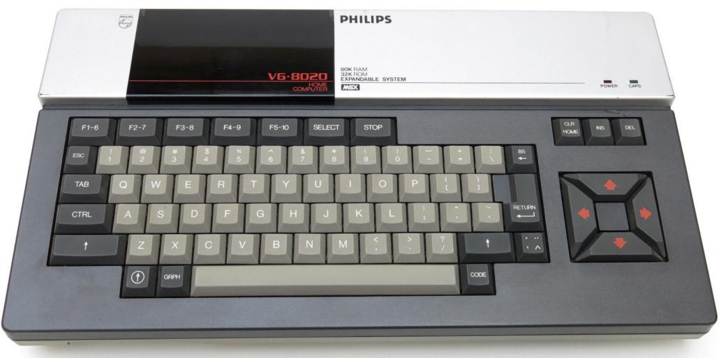 MSX VG8020 Philips